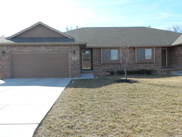 4 Bedrooms, Duplex, Andover Landing, Aaron, 3 Bathrooms, Listing ID undefined, Andover, Butler, Kansas, United States, 67002,
