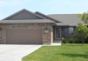 4 Bedrooms, Duplex, Andover Landing, Springbrook, 3 Bathrooms, Listing ID undefined, Andover, Butler, Kansas, United States, 67002,